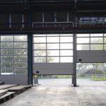 Industrietor innen
