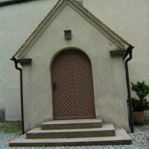 Kirchentüre